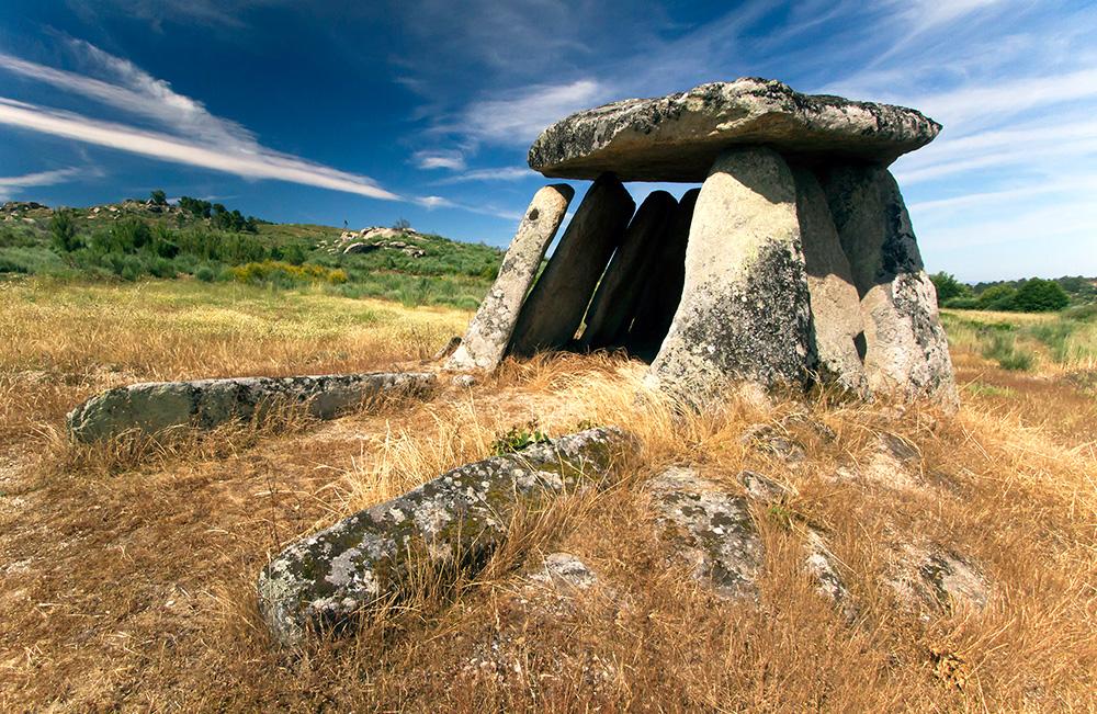 Anta de Zedes -megalithic monument
