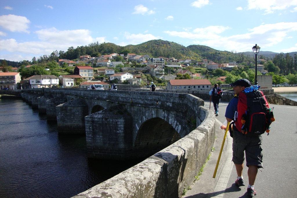 Portuguese Camino de Santiago