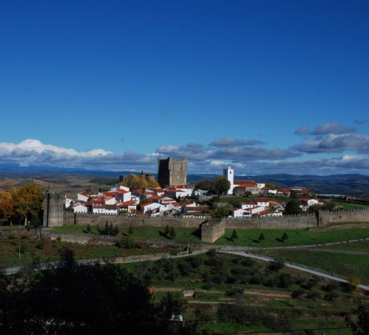 View of Bragança