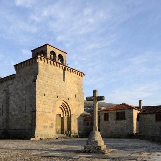 Saint Martin of Mouros church, Douro Valley