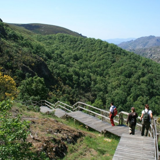 Pitões das Júnias walking trail, Peneda-Gerês National Park