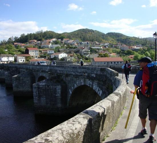 Portuguese Way to Santiago