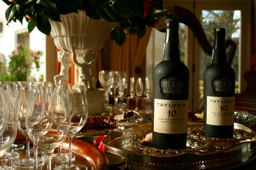 Taylor's 10 - Port wine