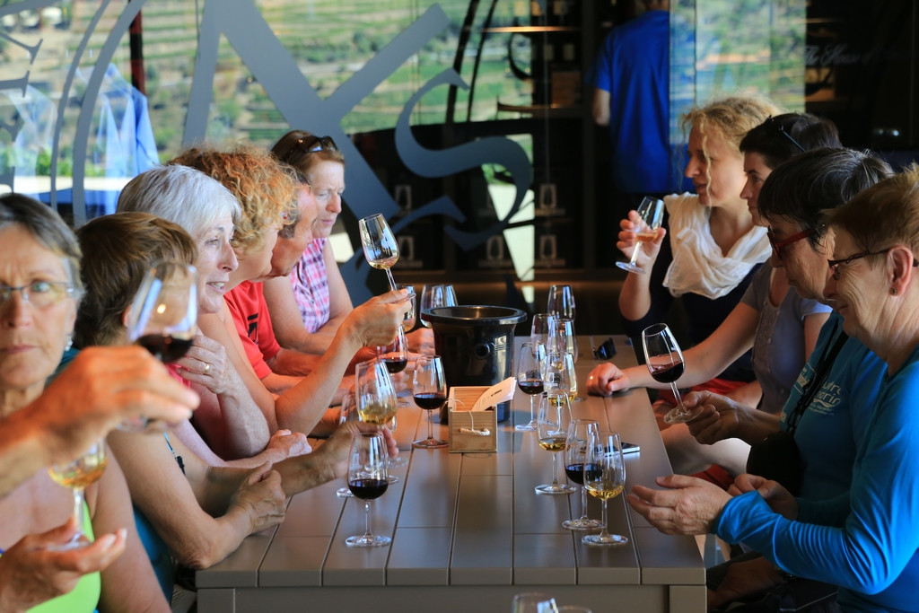 Wine tasting in Douro Valley
