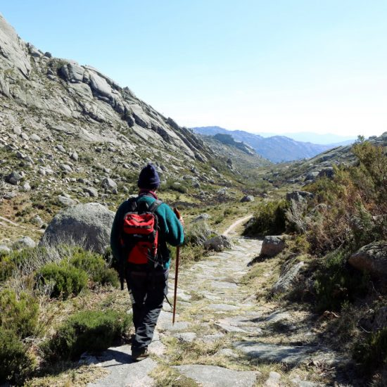 guided walking tour in Peneda-Gerês National Park