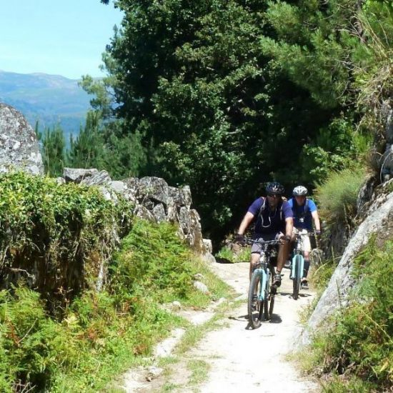 Cycle The Coastal Way of St. James