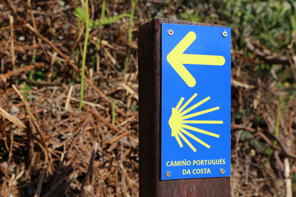 Portuguese Coastal Way to Santiago