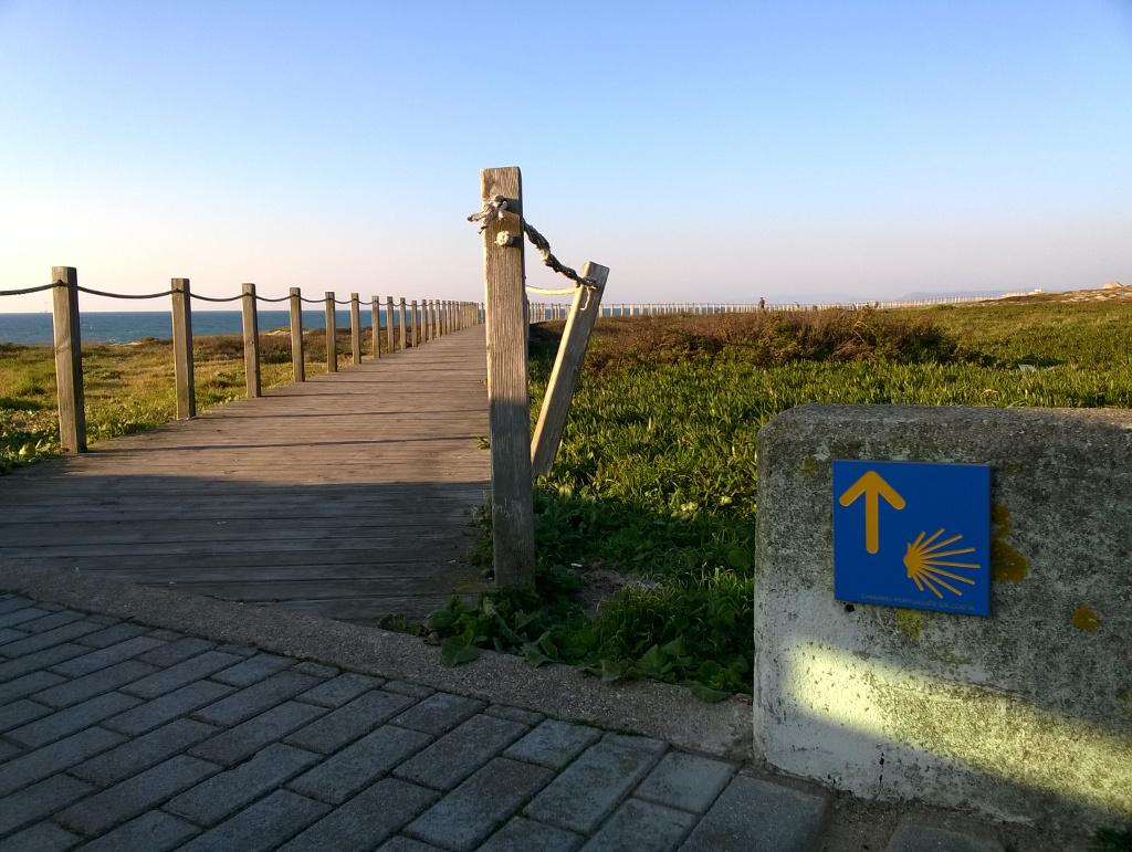 Portuguese Camino Coastal Route