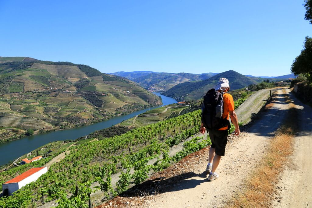 self-guided walking tours in douro valley portugal